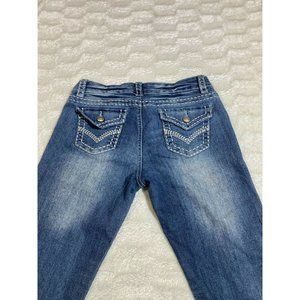 Vintage Blue Crush A Collegiate Brand Jeans sz 9
